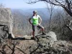 Shayla on Blood Mountain